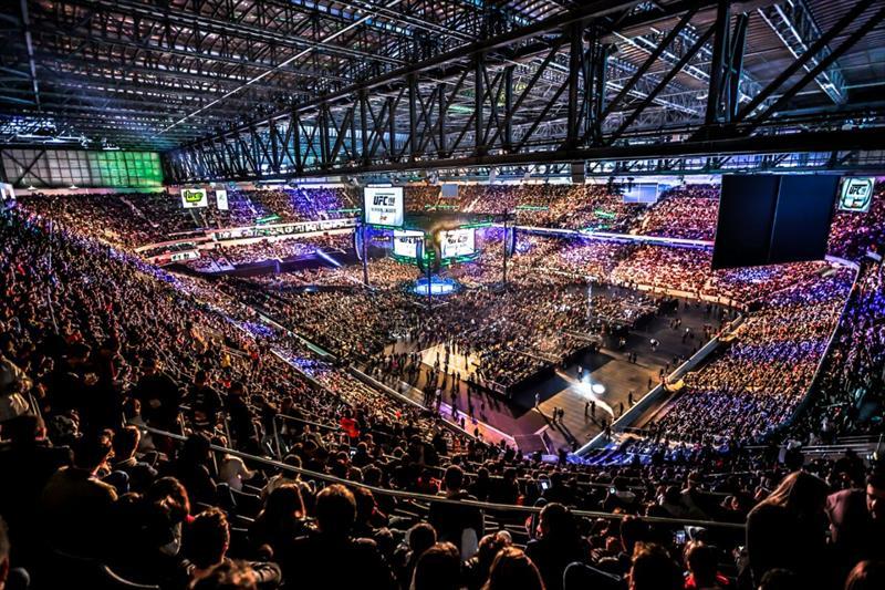 Curitiba está cotada para sediar novamente o UFC em 2019