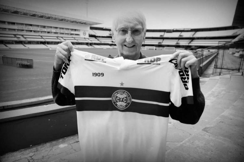 Dirceu Krüger morre aos 74 anos em Curitiba