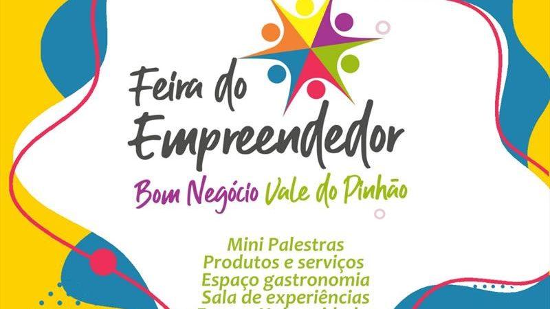 Feira do Empreendedor Bom Negócio reunirá mais de 60 expositores