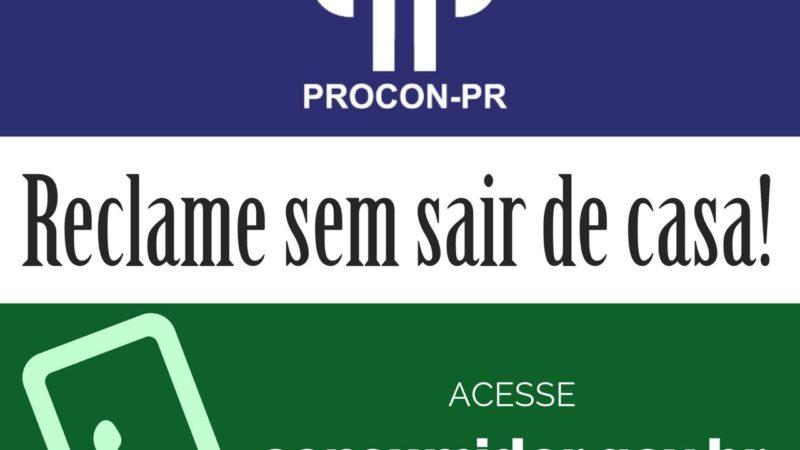 Procon-PR tem aumento de reclamações em 35% no primeiro semestre