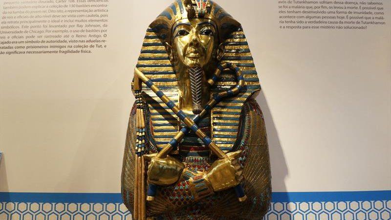 Bacacheri ganha novo atrativo turístico dedicado ao faraó Tutankhamon