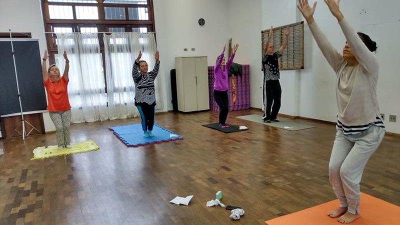 Abertas inscrições para aulas de ioga na Vilinha, no Bairro Alto