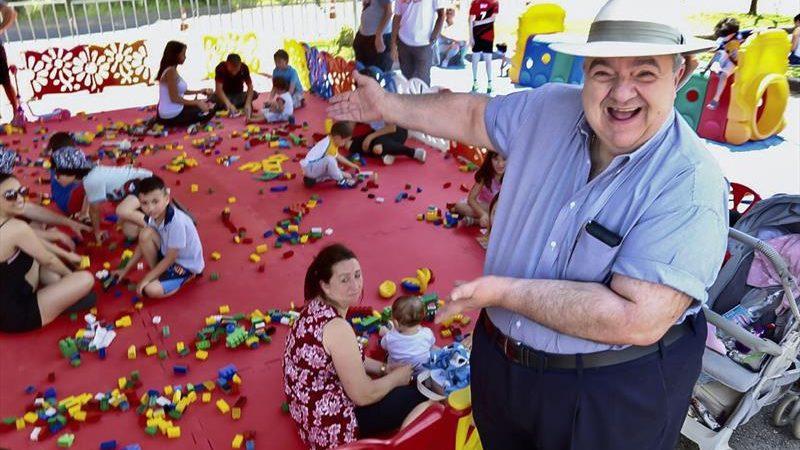 Festa dos curitibinhas leva 25 mil pessoas ao Barigui neste sábado