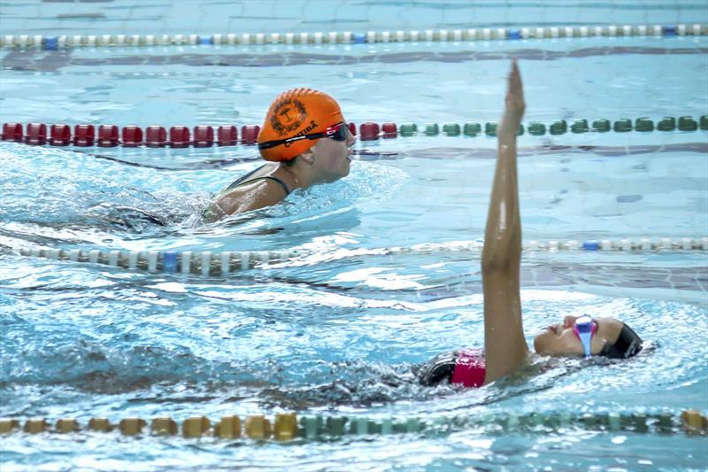 Sábado tem festival de natação no Clube da Gente