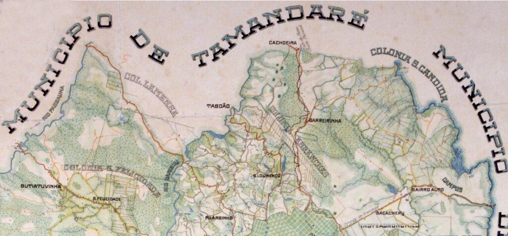Capelania do Abranches - Pilarzinho - Lamenha e Santa Cândida