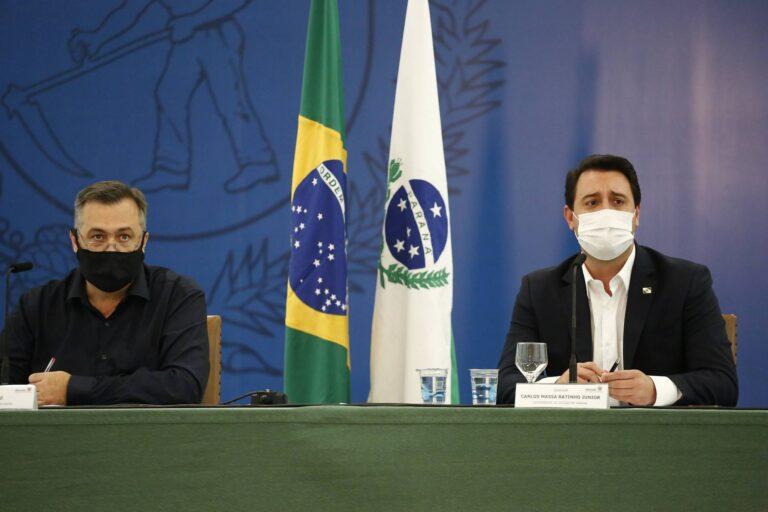 Governo atualiza medidas restritivas de combate à pandemia