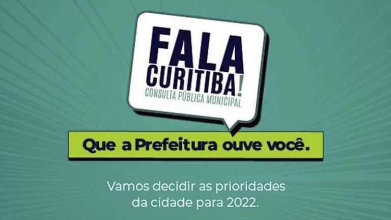 Nova fase do Fala Curitiba começa na segunda-feira